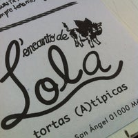 Foto tomada en L'encanto de Lola por Garito el 1/24/2013
