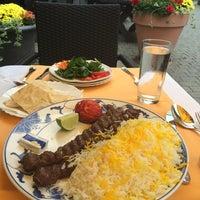 Das Foto wurde bei Kish Restaurant von Loai L. am 8/8/2014 aufgenommen