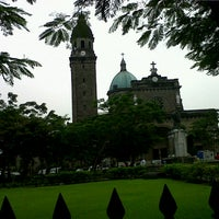 Foto tirada no(a) Cathedral-Basilica of the Immaculate Conception of Manila (Manila Cathedral) por Remy em 10/11/2012