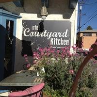 The Courtyard Kitchen New American Restaurant In Santa Monica