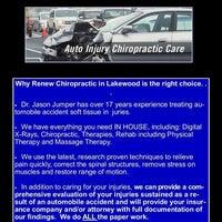 Das Foto wurde bei Renew Chiropractic von Jason J. am 3/13/2016 aufgenommen