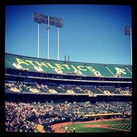 5/1/2013にEden E.がRingCentral Coliseumで撮った写真