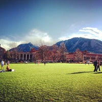 Das Foto wurde bei University of Colorado Boulder von Jack am 4/6/2013 aufgenommen