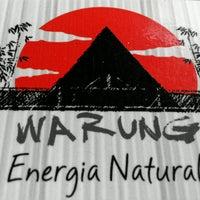 9/6/2016 tarihinde Tiago C.ziyaretçi tarafından Warung Energia Natural'de çekilen fotoğraf