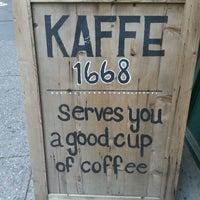 Снимок сделан в Kaffe 1668 пользователем Joseph C. 6/24/2014