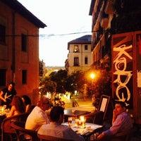 รูปภาพถ่ายที่ Korgui Bar Gastronómico โดย Pupe C. เมื่อ 6/26/2014