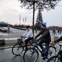 Foto diambil di Berlin on Bike oleh Steep B. pada 12/25/2016