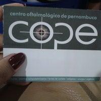 ... Foto tirada no(a) Cope - Centro Oftalmológico de Pernambuco por Josiane  R. 95d7a52b14