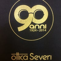 7/12/2014 tarihinde Massimo maCio T.ziyaretçi tarafından Ottica Severi dal 1924'de çekilen fotoğraf