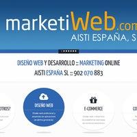 Foto tomada en AISTI España SL - Diseño Web España por AISTI España SL - Diseño Web España el 7/2/2014