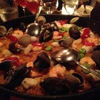 Снимок сделан в Socarrat Paella Bar - Nolita пользователем Eva L. 7/21/2013