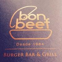 Foto tomada en Bon Beef por Renzo T. el 11/3/2014