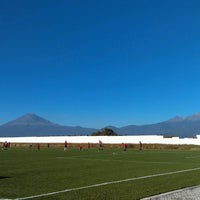 Das Foto wurde bei Unidad Deportiva de Huejotzingo von Rody S. am 10/16/2016 aufgenommen