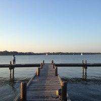Photo prise au White Rock Lake par SEO le10/4/2012