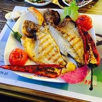 Das Foto wurde bei Ekonomik Balık Restaurant Avanos von Ekonomik Balık Restaurant Avanos am 3/20/2015 aufgenommen