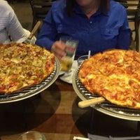 Foto scattata a Aurelio's Pizza - Chicago-South Loop da Madeline G. il 12/21/2016