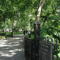 รูปภาพถ่ายที่ Madison Square Park โดย Riccardo R. เมื่อ 5/26/2013