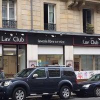 Photo prise au Laverie Lav'Club Claude Bernard par Mic M. le7/3/2014
