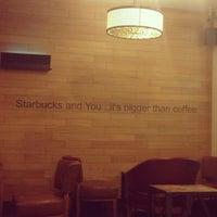 Photo prise au Starbucks par Dilara Ö. le7/4/2013