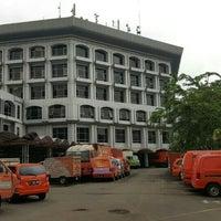 Kantor Pos Besar Pt Pos Indonesia Sawah Besar Jakarta Pusat Jakarta
