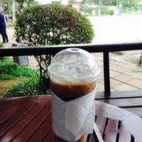 Foto scattata a Cafe Amazon@PTT  Maeramad da Tanawat S. il 7/20/2014