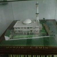 Foto tirada no(a) Mesjid Al-Amin por Choco D. em 11/11/2012