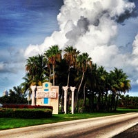 Photo Taken At Welcome To Miami Beach Sign By Alexander S On 6 27