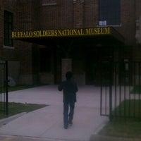 Foto scattata a buffalo soldiers national museum da Dick D. il 12/29/2012