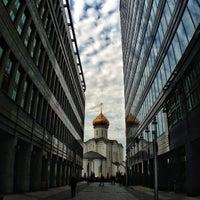 Снимок сделан в Заставный переулок пользователем Vasily G. 9/29/2012