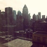 Foto diambil di The Watson Hotel oleh Vanessa F. pada 11/5/2012