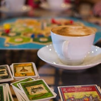 7/7/2014にThe Loft Board Game LoungeがThe Loft Board Game Loungeで撮った写真