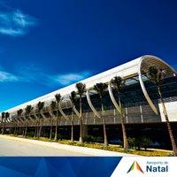 Foto tirada no(a) Aeroporto Internacional de Natal / São Gonçalo do Amarante (NAT) por Aeroporto Internacional de Natal / São Gonçalo do Amarante (NAT) em 7/29/2014