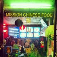 Foto diambil di Mission Chinese Food oleh Barry H. pada 3/4/2013