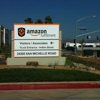 Amazon Fulfillment Center Ont6 1 Tip From 130 Visitors