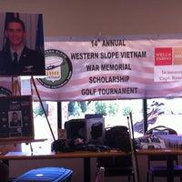 Снимок сделан в Adobe Creek National Golf Course пользователем Mae M. 6/9/2012