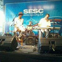 Foto tirada no(a) SESC Campinas por Joice M. em 3/18/2012
