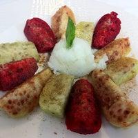 Foto scattata a Restaurante Nicos da Gusto Del B. il 8/19/2012