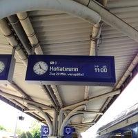 Foto diambil di Bahnhof Korneuburg oleh Wolfgang F. pada 5/10/2012