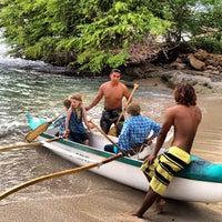 4/12/2012 tarihinde Jeff H.ziyaretçi tarafından Paradise Cove Luau'de çekilen fotoğraf
