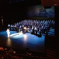 Photo prise au Temple Hoyne Buell Theater par Edward L. le7/11/2012