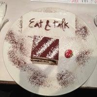 Снимок сделан в Eat & Talk пользователем Nastia E. 8/24/2012