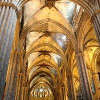 Foto tomada en Catedral de la Santa Cruz y Santa Eulalia por Alex C. el 7/27/2012