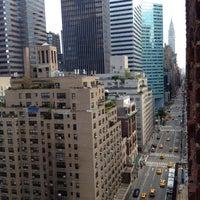 Das Foto wurde bei Renaissance New York Hotel 57 von Daniel am 7/21/2012 aufgenommen