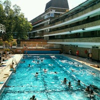 Oasis Outdoor Swimming Pool - Holborn and Covent Garden - 9 ...