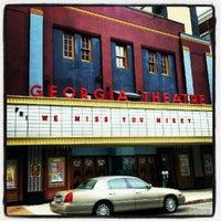 Foto tirada no(a) Georgia Theatre por Robert D. em 8/10/2012