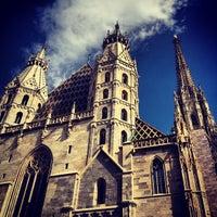 8/22/2012 tarihinde Bruno F.ziyaretçi tarafından Aziz Stephan Katedrali'de çekilen fotoğraf