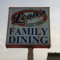 Photo Taken At Leonamp39s Family Dining By Patty L On