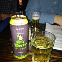 รูปภาพถ่ายที่ Bier Baron Tavern โดย Alexi T. เมื่อ 2/26/2012