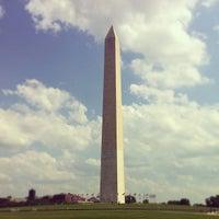 รูปภาพถ่ายที่ อนุสาวรีย์วอชิงตัน โดย Vincent D. เมื่อ 7/28/2012
