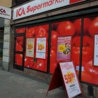 ica supermarket kungsholmen
